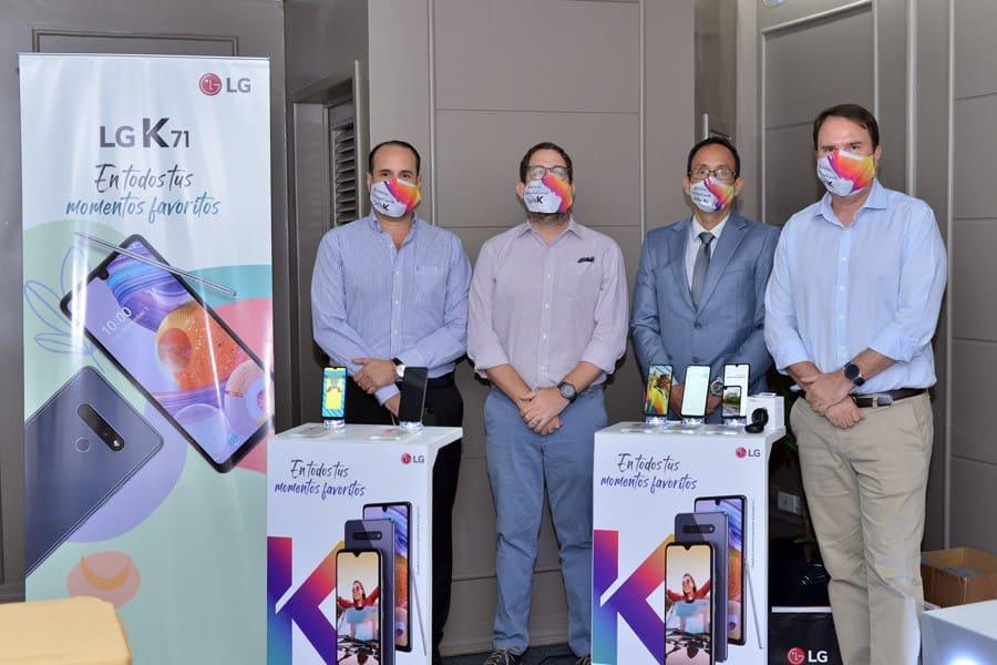 LG Electronics y Alpha Cell dan a conocer la nueva línea de celulares Serie K