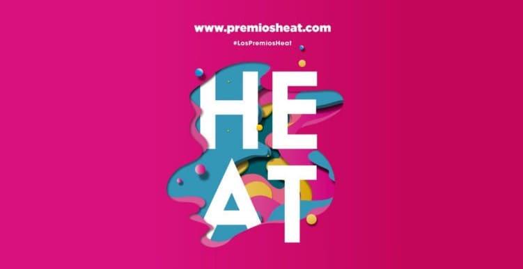 Los Premios Heat anuncian la celebración de su quinta edición 2020
