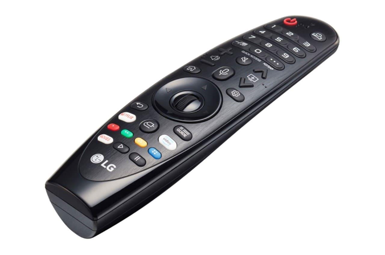 Magic Remote Control, nuevo accesorio de LG que permite optimizar los Smart Tv