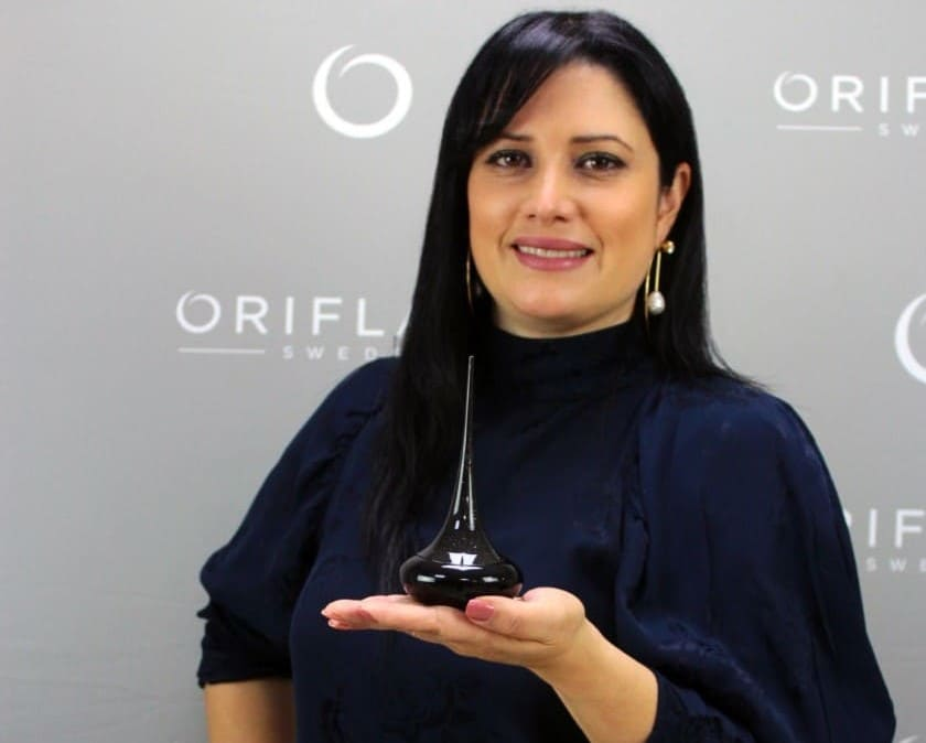 "Oriflame lanza al mercado ecuatoriano su fragancia ""Love Potion Midnight Wish"""
