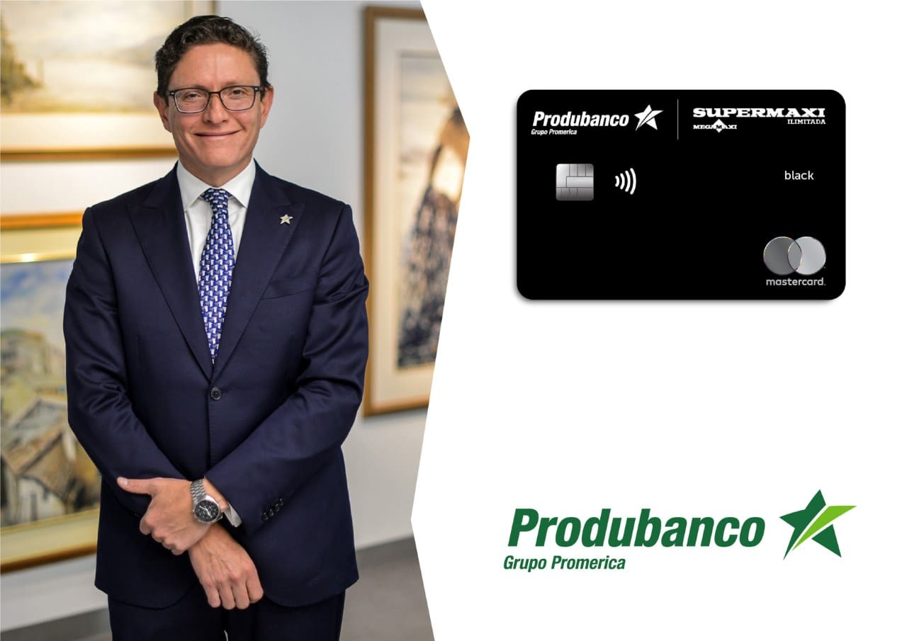 Produbanco presenta Mastercard Black Supermaxi con beneficios exclusivos