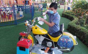 Safari Kids reanuda sus actividades con todas las medidas de bioseguridad