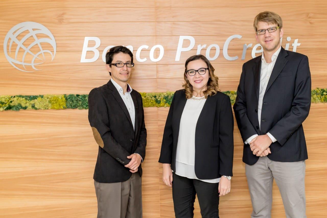 Banco ProCredit implementa el sistema 3D Secure Code 2.0 para transacciones en línea