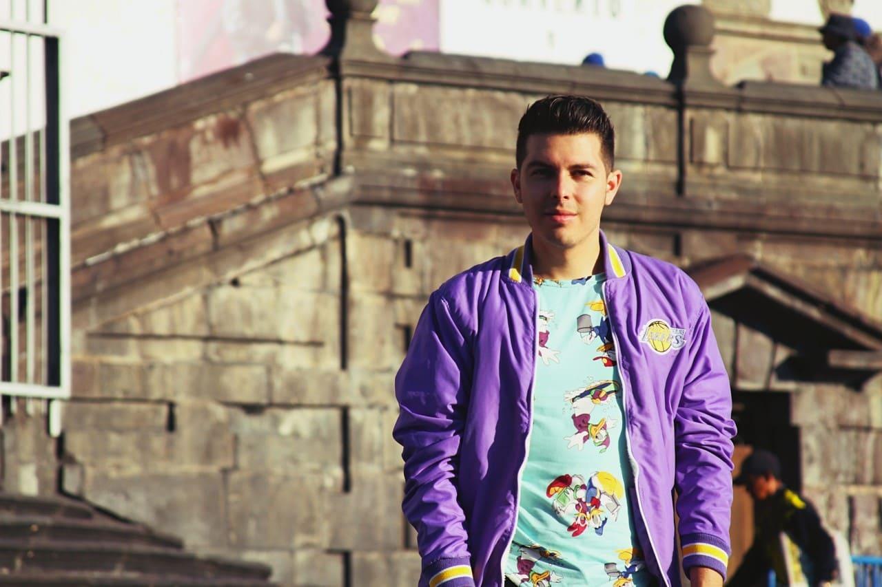 """El ecuatoriano Carlos Luisan estrena su nuevo single """"Dime Morena"""" a nivel internacional"""