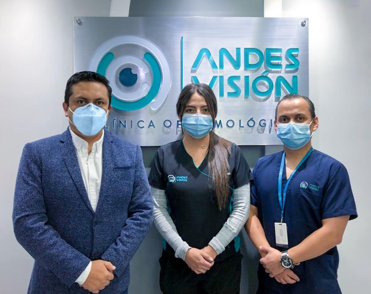 Andes Visión celebra su tercer aniversario al cuidado de la salud visual de la ciudadanía