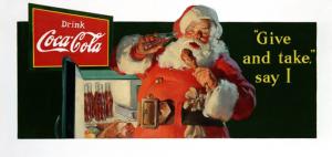 Coca Cola cumple 100 años celebrando la navidad en familia