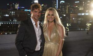 """Los artistas David Bisbal y Carrie Underwood comparten el nuevo single """"Tears of  Gold"""""""