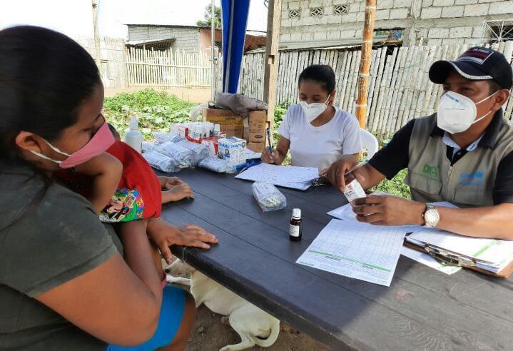 DyA cumple 11 años ayudando a familias vulnerables con salud, educación y desarrollo
