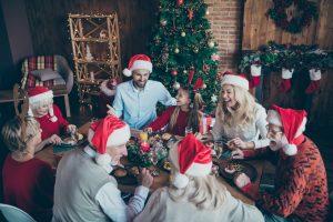¿Cómo mantener una salud adecuada en las festividades de diciembre?