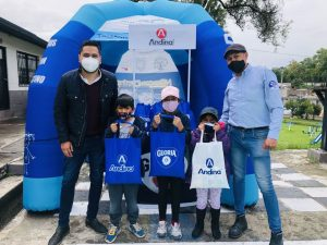 Leche Gloria contribuye con la erradicación del trabajo infantil en Ecuador