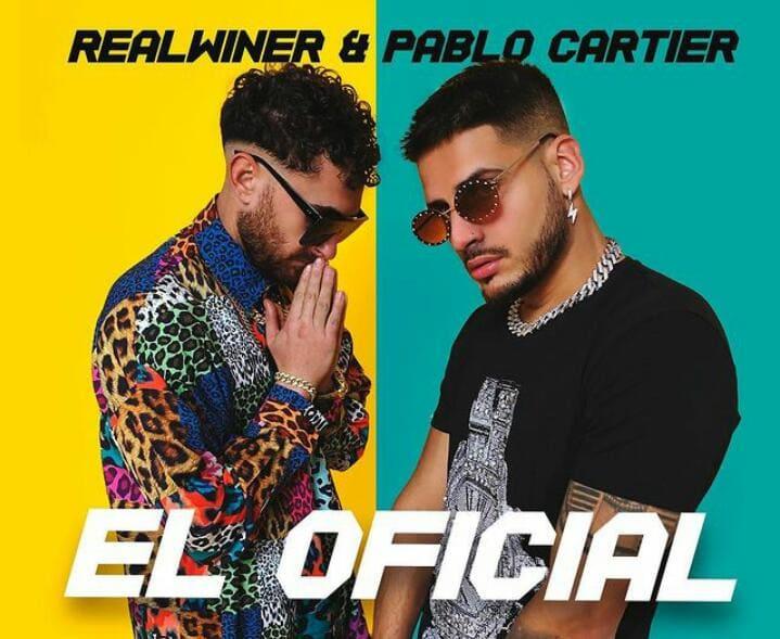 """Realwiner vuelve a la carga con """"El Oficial"""" junto a Pablo Cartier"""