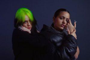 Las cantantes Billie EilishyRosalíase unen en la canción'Lo Vas A Olvidar'