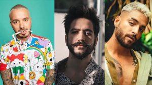 Camilo, J Balvin y Maluma son los artistas con más nominaciones en Premio Lo Nuestro 2021