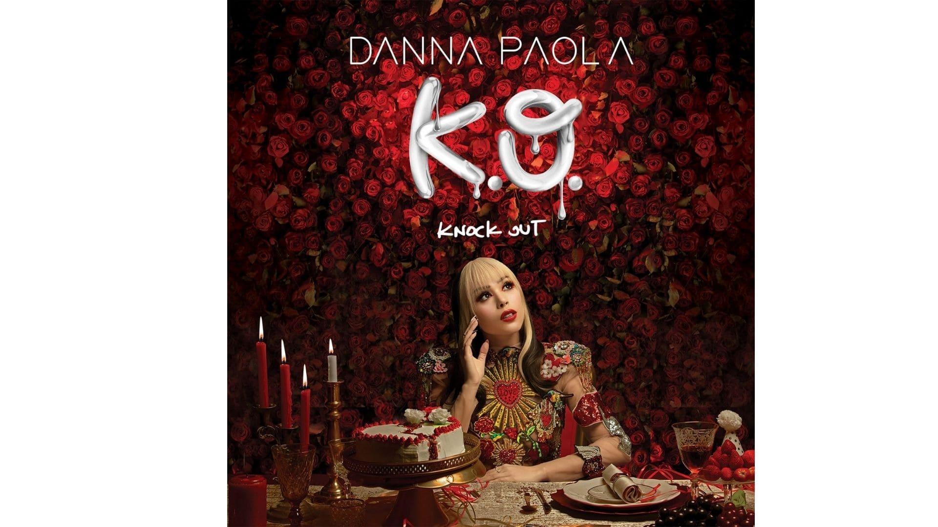 La artista del momento Danna Paola presenta su nuevo Álbum 'K.O.'