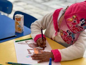 Grupo Gloria y Andina celebraron la navidad a niños en situación de trabajo infantil