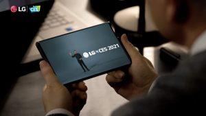 LG visualiza un futuro mejor, más seguro y fácil con sus soluciones avanzadas en CES 2021