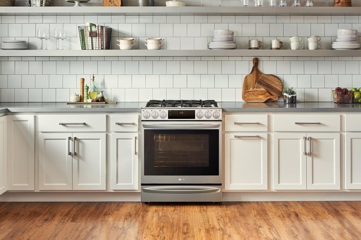 LG innova y presenta su nueva cocina casera con funciones inteligentes