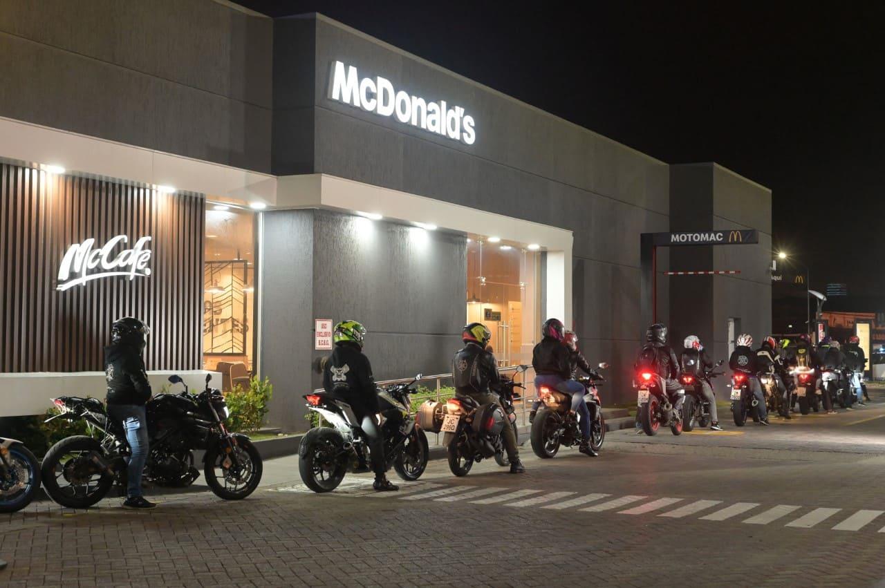 McDonald's se adapta a las nuevas formas de movilidad y transforma su tradicional Automac