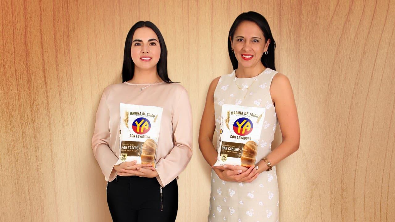 Moderna Alimentos y su marca YA, presentan su nueva harina de trigo con levadura