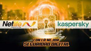 Netlife y Kaspersky premiados por la mejor seguridad digital