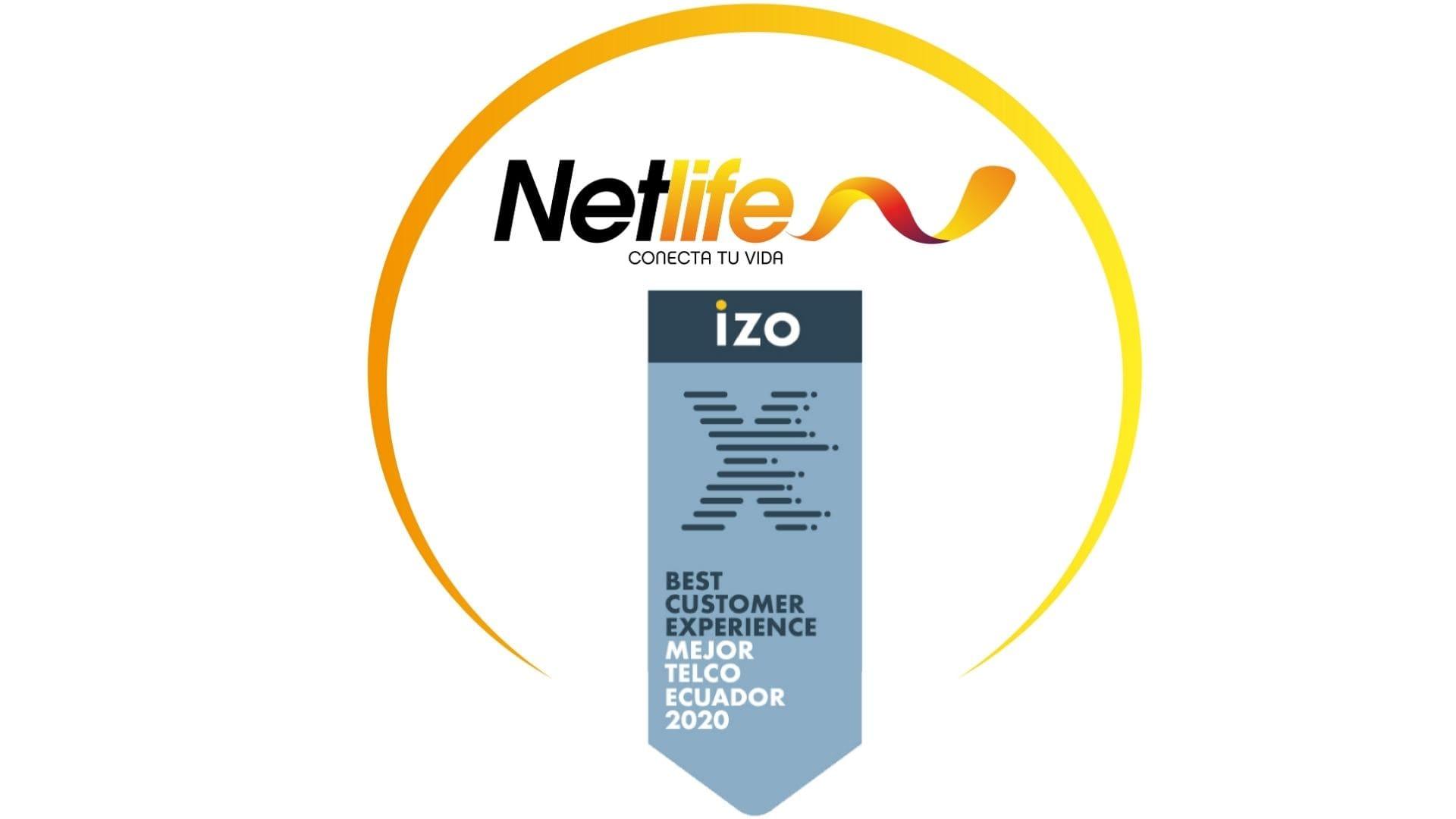 Netlife se destaca entre las Telcos del país al ofrecer la mejor experiencia del cliente