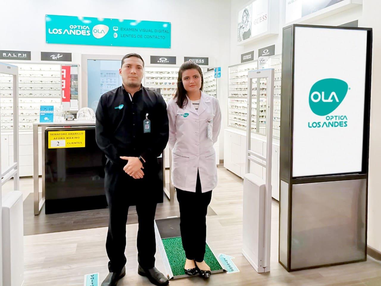 Óptica Los Andes inaugura su primer local en Santo Domingo