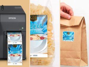 Epson ColorWorks, personaliza la impresión de etiquetas a color para anunciar eficazmente los productos