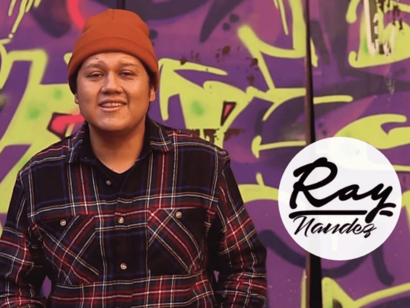 """El cantautor ecuatoriano Ray Nandez presenta su videoclip """"En La Arena"""""""