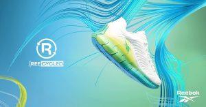 Reebok presenta su nueva colección de zapatos [Ree] Cycled hechos con materiales reciclados