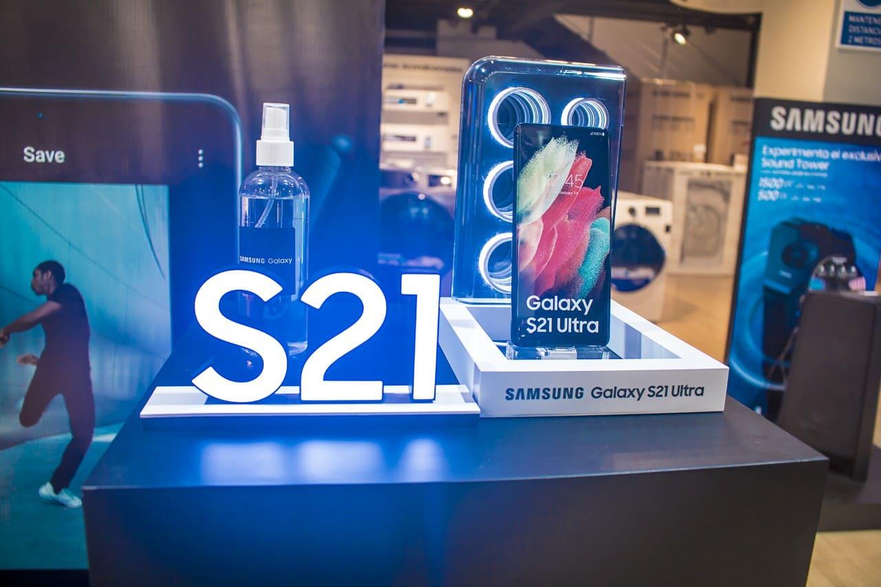 La épica Serie Galaxy S21 ya está disponible en Ecuador