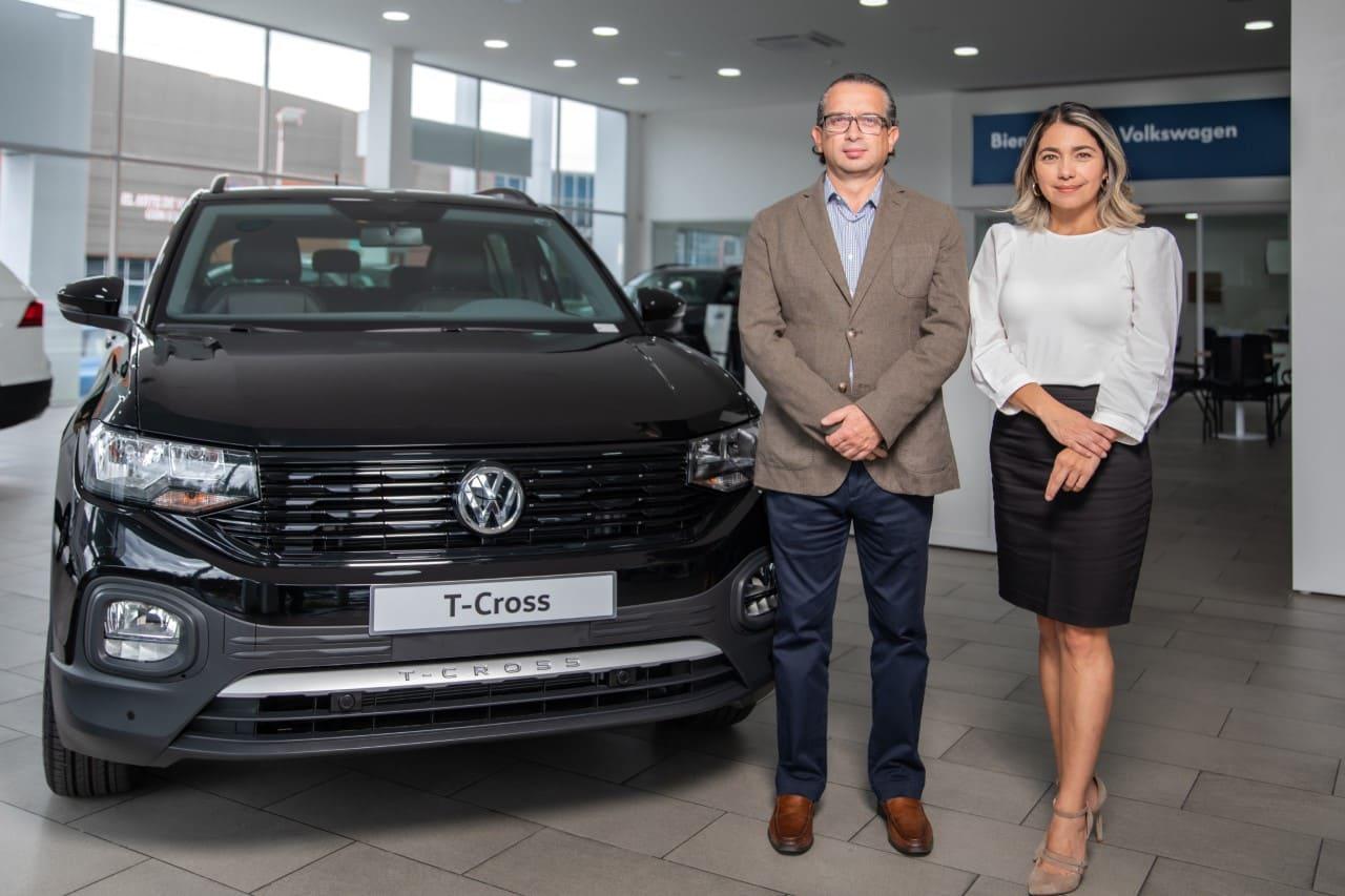 El Volkswagen T-Cross fue el SUV más vendido en Latinoamérica en el 2020
