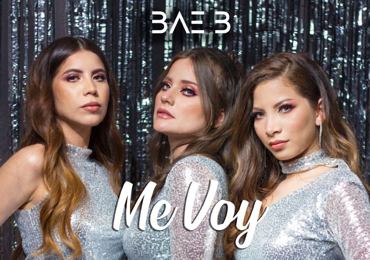 "Grupo musical femenino Bae B lanza su primer sencillo de música urbana ""Me Voy"""