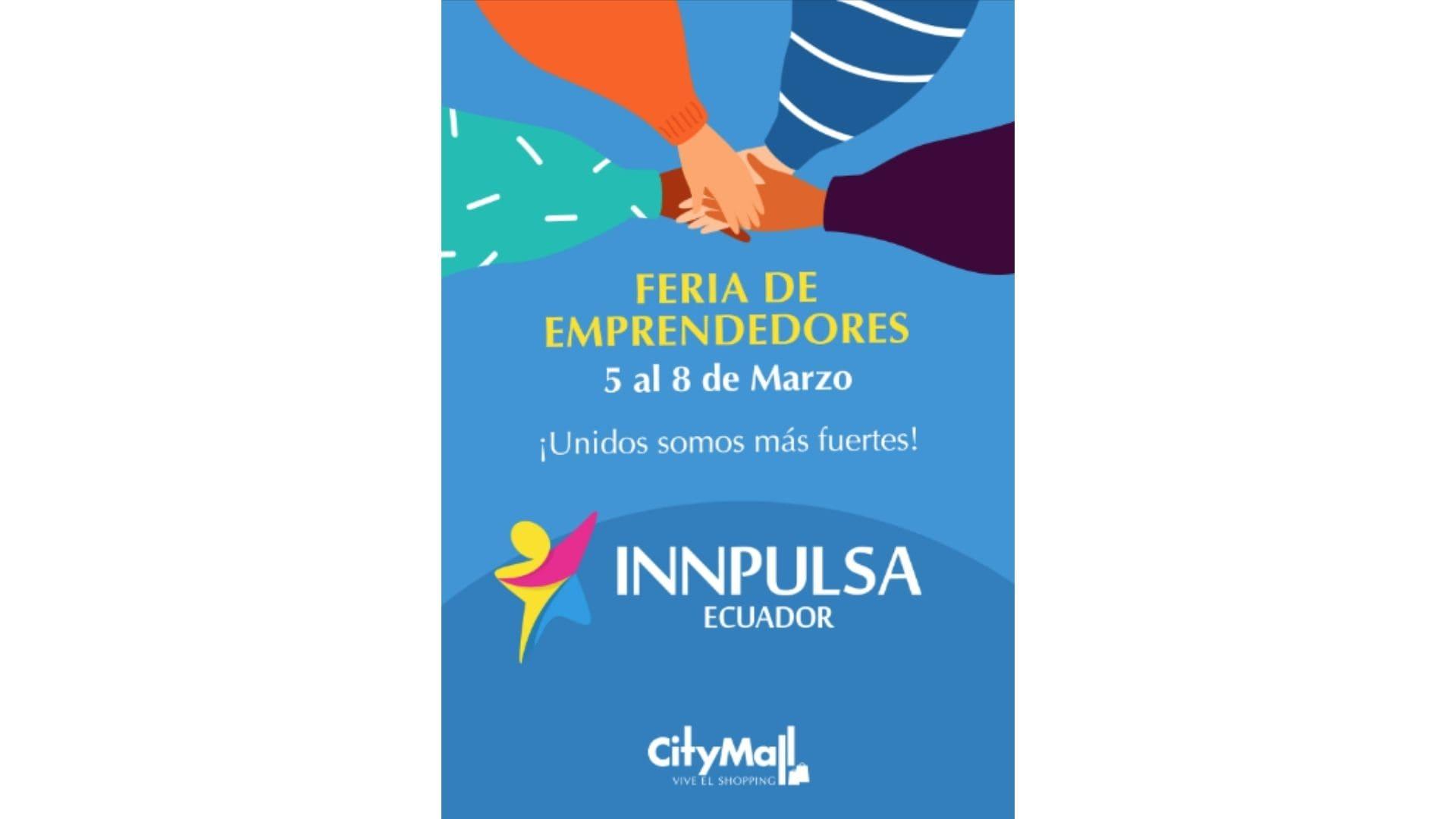 """CityMall brinda impulso al comercio con """"Feria de Emprendedores"""""""