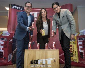 "La proteína bebible ""Go Fit"" revoluciona el mercado ecuatoriano"