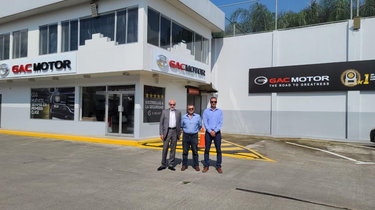 GAC MOTOR inaugura nuevo punto de venta en Guayaquil