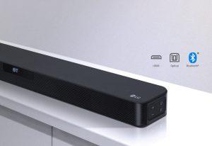 7 razones por las que no debe faltar en tu hogar una barra de sonido LG