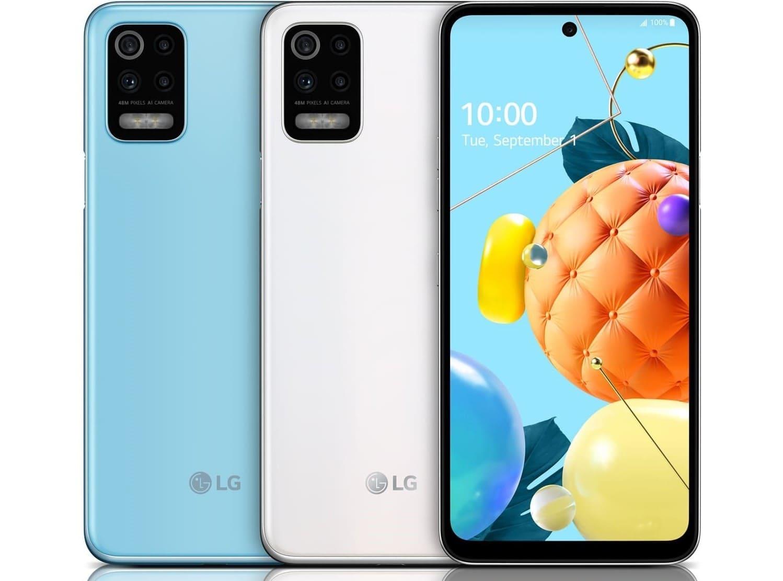LG presenta la nueva serie K52 y K62 perfectos para quienes buscan diseño, durabilidad, seguridad y conectividad