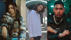 Carmen DeLeon, Ventino, Myke Towers, Paty Cantú, Kali Uchis, Piso 21 y más lanzamientos musicales