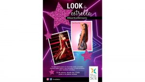 """Mall del Sur y Mariela Viteri festejan a la mujer en """"Look de Estrella"""", este viernes 12 de marzo"""