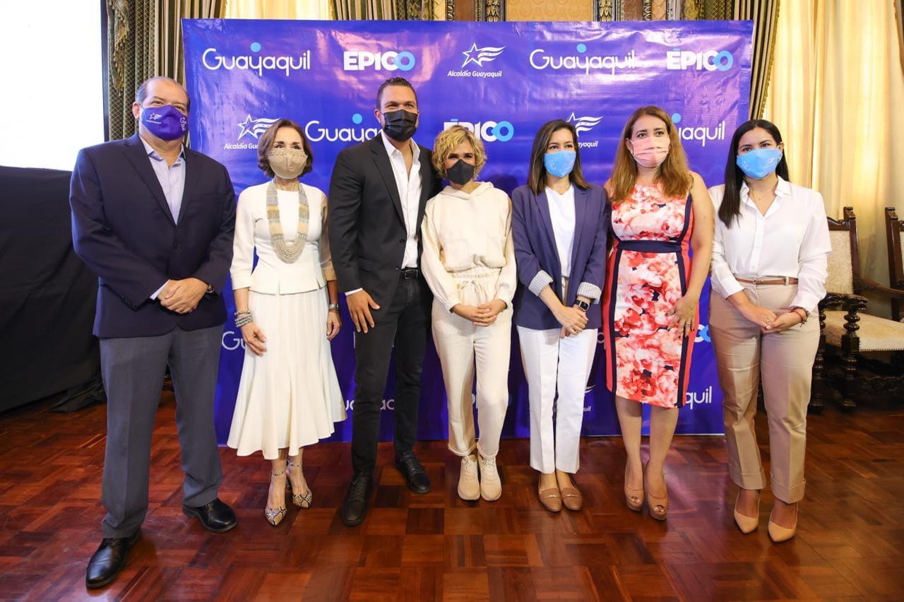 """""""Marca Ciudad"""" el nuevo proyecto de la Alcaldía para posicionar a Guayaquil como destino internacional"""