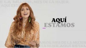 Mirella Cesa crea una campaña que resalta el empoderamiento femenino junto a Telemundo