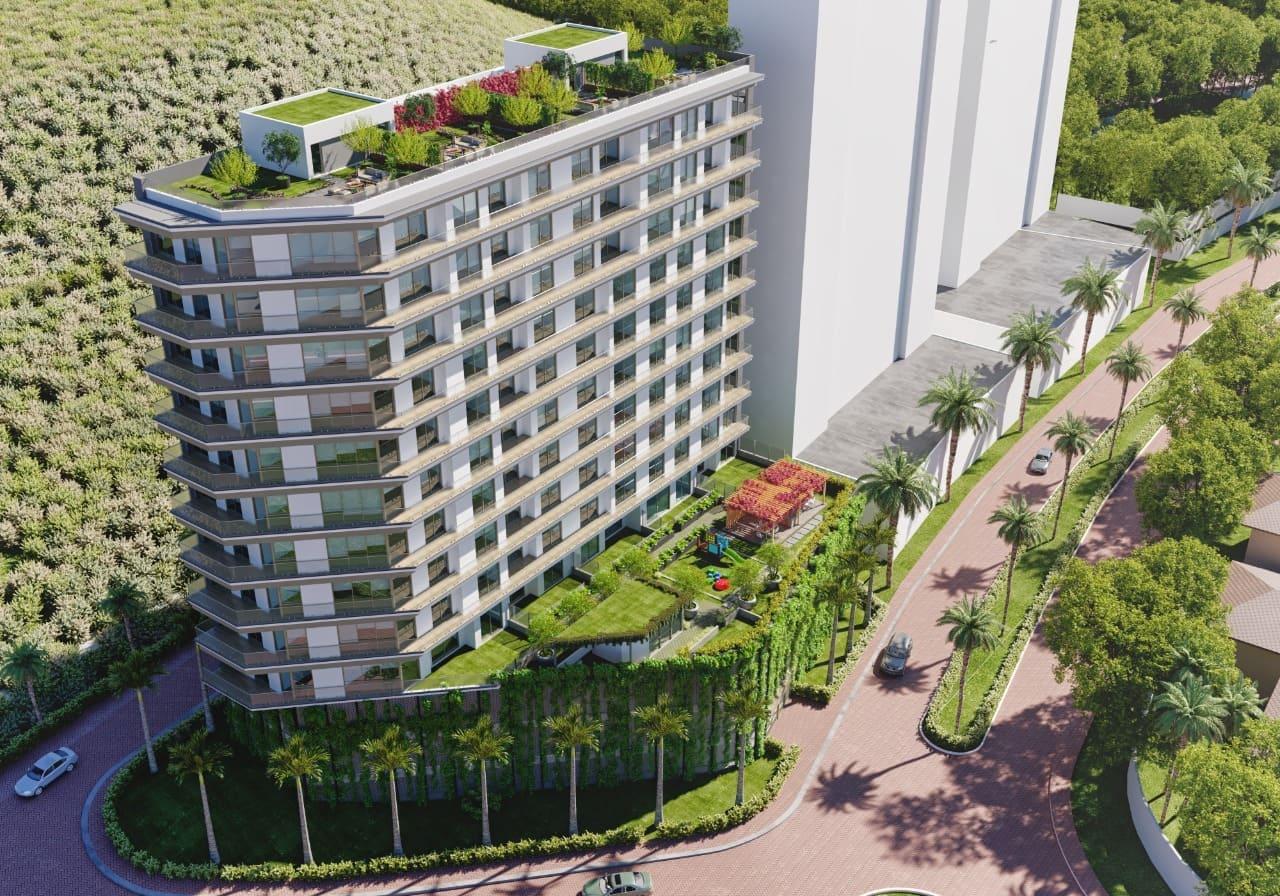 Pronobis y Coloncorp se alían para lanzar un nuevo proyecto inmobiliario: Santa Fe Tower