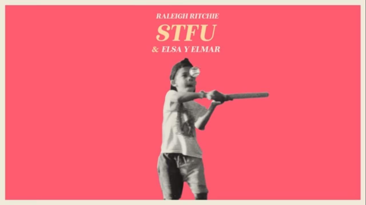 """El cantante Raleigh Ritchie junto a Elsa y Elmar presentan su primer sencillo """"STFU"""""""