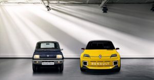 Renault 5 propotype y una mirada al pasado