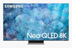 Samsung presenta su nueva línea de televisores y monitores 2021