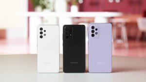 Samsung presentó los Samsung Galaxy A52, A52 5G y A72, hacen que la innovación sea accesible para todos