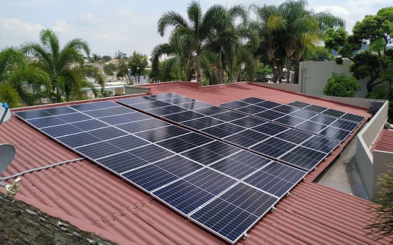 Sector privado pone en marcha Plan de Energía Limpia para mitigar el cambio climático