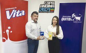 Vita Avena se convierte en la bebida oficial de la Copa Andina 2021