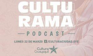"""""""Culturama"""" el podcast que busca fomentar actividades culturales de Guayaquil"""