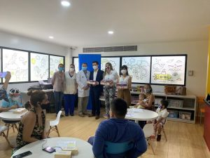 Abbott dona más de 17 mil botellas de PediaSure para tres ONG's en Ecuador